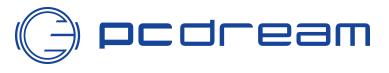 PC DREAM ** marzenia w zasięgu ręki ** - na miejscu, w Wołowie - logo