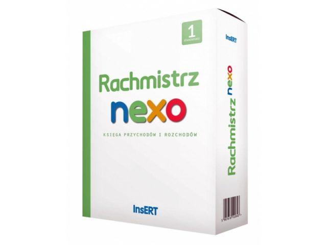 InsERT Rachmistrz Nexo 1st.